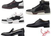 أحذية كريستيان لوبوتان لربيع وصيف 2018: تصاميم فاخرة