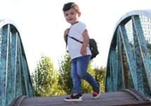 أصغر مدون موضة عربي.. عمره 3 سنوات ويتابعه 21 ألفا