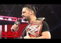 بالفيديو.. نجم WWE رومان رينز يعلن إصابته بهذا المرض الخطير