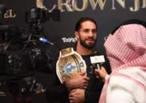 بالصور.. نجوم WWE يتوافدون على السعودية