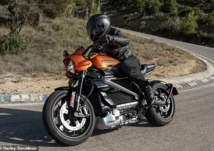 """هارلي ديفيدسون تعلن عن إنتاج الدراجة الكهربائية لفيلم """"مارفل"""" (صور)"""