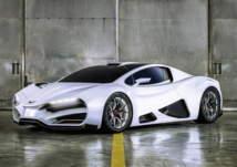 شركة نمساوية تكشف عن واحدة من أسرع السيارات في العالم بدبي (صور)