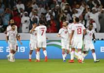 بالصور.. الإمارات تسجل أول انتصار في كأس آسيا 2019