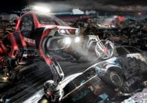 هيونداي تزيح الستار عن سيارة مستقبلية بأربع أرجل (صور)