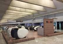 مطار الملك فهد يوفر خدمة مقصورات النوم وكراسي الاسترخاء للمسافرين (صور)