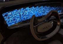 كيا تخطف الأنظار في معرض جنيف باختبارية جديدة مزودة بـ 21 شاشة موبايل (صور)