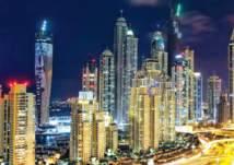 دبي الأولى عالمياً في قائمة المدن الشهيرة بالأبراج الشاهقة