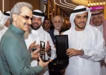 الوليد بن طلال يفتتح أفخم دار سينما في الشرق الأوسط (صور)