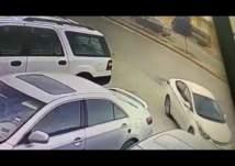 في أقل من دقيقة.. سرقة سيارة تركها صاحبها في وضع التشغيل بالرياض (فيديو)