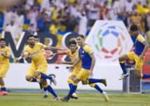 بالصور.. النصر بطلًا للدوري السعودي للمحترفين