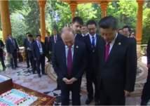 هدية لا تخطر على البال قدمها بوتين للرئيس الصيني