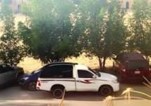 سعودية تتهم جارها بالاعتداء على سيارتها بسبب رفضه لقيادة المرأة