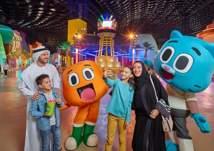 العيد في دبي.. الكثير من الدهشة والقليل من إنفاق المال