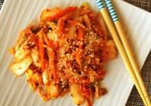 تناول هذا الطبق الكوري.. وقل وداعاً للصلع!