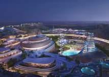 السعودية تخطط لبناء أطول وأسرع قطار ترفيهي في العالم (صور)