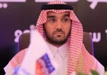 الأمير عبد العزيز بن تركي رئيسا للاتحاد العربي لكرة القدم