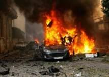7 ضحايا بانفجار سيارة مفخخة!