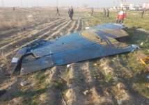 شاهد.. لحظة تحطم الطائرة الأوكرانية ومقتل ركابها