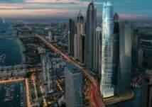 أطول فندق بالعالم في دبي مجدداً (صور)