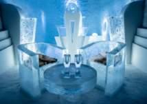 الفندق الجليدي.. لتجربة سياحية تفوق الخيال