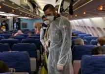 للوقاية من كورونا.. إختر هذا المقعد في الطائرة؟
