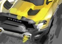 """تعرف على القدرات الخارقة لشاحنة """"رام TRX"""""""