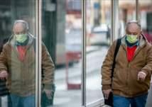 رجل يبلغ من العمر 100 عام يتعافى من كورونا
