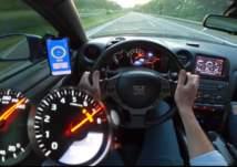 نيسان GT-R  المعدلة.. أكثر عدوانية على الطرقات (فيديو)