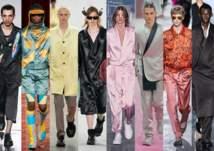 موضة التسعينات تعود في أزياء صيف 2020