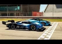 سباق مثير بين فولكس فاجن الكهربائية وأسرع سيارة في العالم.. فمن يفوز؟