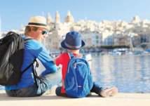 كيف تستمتع بالسفر برفقة أطفالك؟