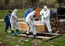 حقائق صادمة عن جثث المتوفين بكورونا!