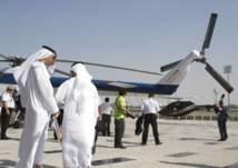 معرض دبي للهليكوبتر يستعد للانطلاق