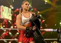 روندا روزي تحضر مفاجأة كبيرة لـ WWE