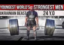 شاهد.. أقوى رجل في العالم يرفع 537 كغ من الحديد