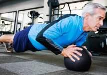للرجال بعد 40.. اللياقة البدنية تقلل خطر الإصابة بالسرطان