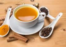 فوائد صحة مذهلة للشاي الكركم