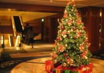 بالصور: أحدث تقاليع زينة شجرة عيد الميلاد