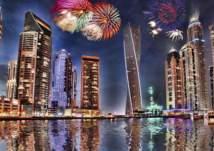 إليك أجندة فعاليات دبي لقضاء ليلة رأس السنة