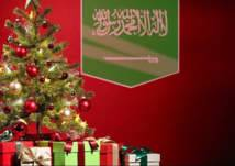 في مشهد غير مألوف.. سعوديون يتهافتون على شراء شجرة عيد الميلاد
