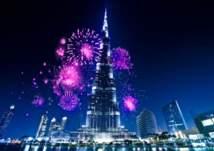 دبي: قرارات مهمة بشأن الإحتفال برأس السنة