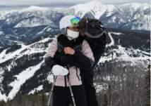 ابنة بيل غيتس تفتتح العام الجديد بصورة رومانسية مع خطيبها