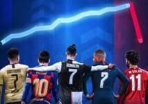 انهيار القيمة السوقية لأشهر نجوم الكرة الأوروبية
