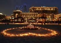 """بمناسبة عيد الحب.. عروض رومانسية فاخرة في """"قصر الإمارات"""""""