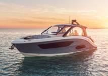 قارب جديد بكل فخامة من بي إم دبليو (صور)