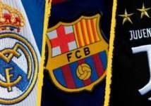 عقوبات قاسية تنتظر ريال مدريد وبرشلونة ويوفنتوس