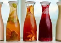 مشروبات صيفية منعشة لتعزيز المناعة