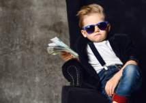 """ماذا تعرف عن متلازمة """"الطفل الغني""""؟"""
