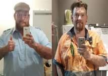 خسر 30 كجم من وزنه في أقل من شهرين بدون رياضة!