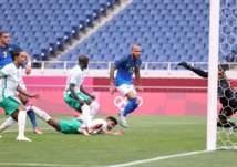 المنتخب السعودي يودع أولمبياد طوكيو بالثلاثة